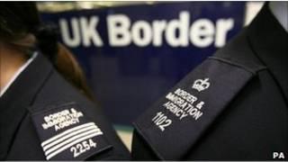 Пограничная служба