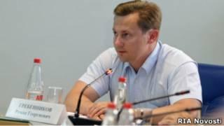 Мэр Волгограда Роман Гребенников