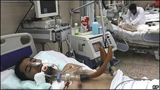 Больница в Бенгази