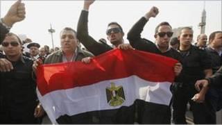 احتجاجات مصر