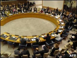 Conselho de Segurança da ONU se reúne em Nova York