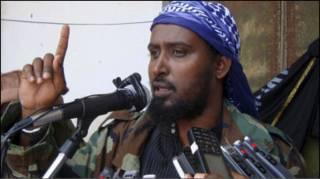 Afhayeenka Al Shabaab  Cali Maxamud Raage