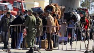 робітники-мігранти в Лівії