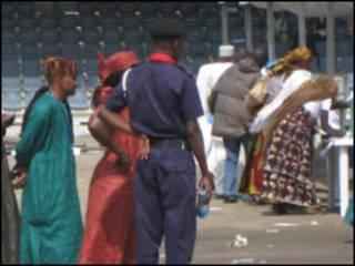 Masu zabe a Nigeria