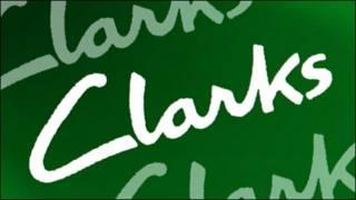 Clarks商标