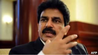 Министр по делам национальных меньшинств Пакистана Шахбаз Бхатти