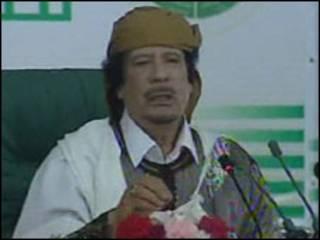 Kanar Gaddafi