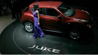 Кроссовер Nissan Juke
