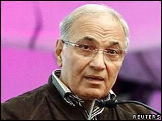Ahmed Shafiq (Reuters)