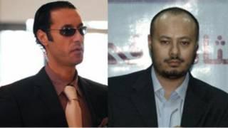صراع بين 2 من ابناء القذافي