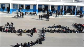 Тунис ёшлари