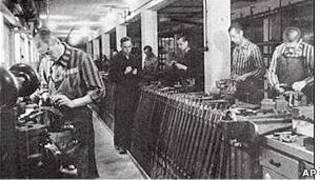 Угнанные в Германию рабочие