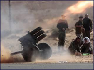 Barin wuta a Libya