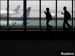Aeroporto de Guarulhos, em São Paulo (arquivo/Reuters)