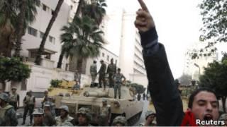 مقر امن الدولة في القاهرة