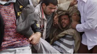 أعمال عنف في العراق