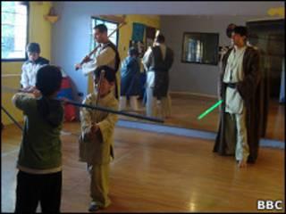 Escuela para Jedis en Chile
