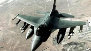 F-16 Amanos Dağları üzerinde uçarken düştü
