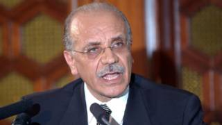 وزير الداخلية الاسبق رفيق بالحاج قاسم