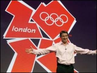 سباستیان کو رئیس المپیک 2012 لندن