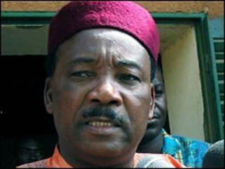 Zababben shugaban Niger Mohammadou Issoufou