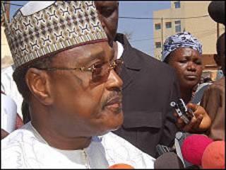 Alhaji Seini Oumarou
