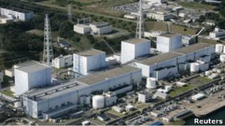 PLTN Fukushima, Daiichi