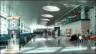 Евреванский международный аэропорт