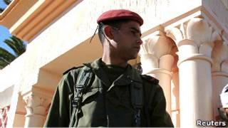 جندي تونسي