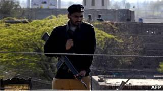 شرطي باكستاني