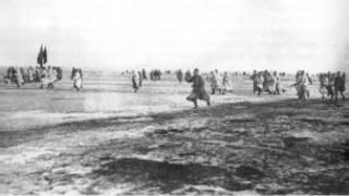 Красная армия штурмует Кронштадт (март 1921 г.)