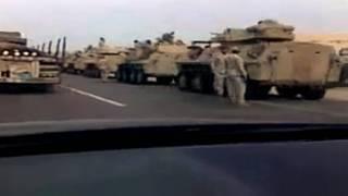 قوات سعودية في البحرين