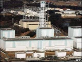 福島第一核電站