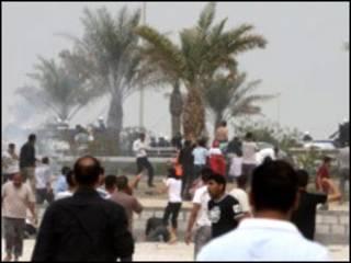Tashin hankali a Bahrain