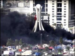 Zanga zanga a Bahrain