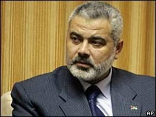 Ismail Haniyeh (AP)