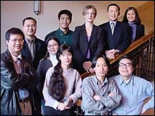Nhân viên Ban Việt Ngữ