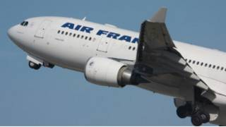 Самолет Air France A330