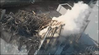 福島核電站爆炸