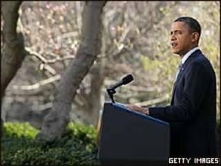 Barack Obama/Getty Images
