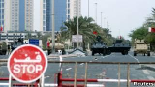 انتشار أمني في المنامة