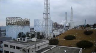फुकुशिमा परमाणु संयंत्र