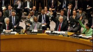 جلسة مجلس الأمن بشان ليبيا