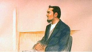 Раджиб Карим в суде