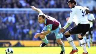 West Ham mampu menahan Tottenham