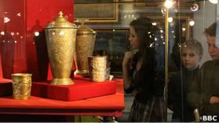 В залах егорьевского Историко-художественного музея