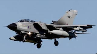 طيران حربي غربي يتوجه لقصف ليبيا