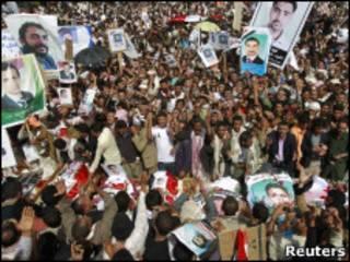 ناآرامی های یمن