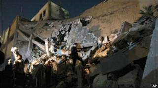 حمله هوایی به لیبی