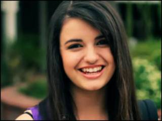 Rebecca Black. Foto: YouTube